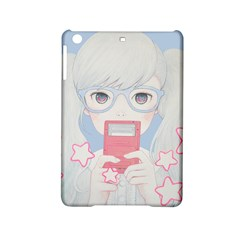 Gamegirl Girl Play with star iPad Mini 2 Hardshell Cases