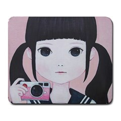 Smile Camare Large Mousepads