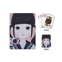 Smile Camare Playing Cards (Mini)