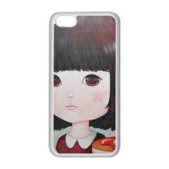 Maplesyrupsyndrome4 0 Apple iPhone 5C Seamless Case (White)