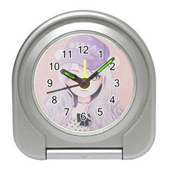 Ricehime Travel Alarm Clocks