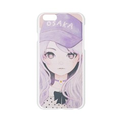 Ricehime Apple Seamless iPhone 6/6S Case (Transparent)