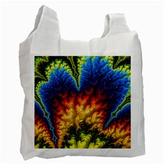 Amazing Special Fractal 25a Recycle Bag (Two Side)