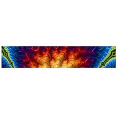 Amazing Special Fractal 25a Flano Scarf (Large)