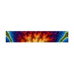 Amazing Special Fractal 25a Flano Scarf (Mini)
