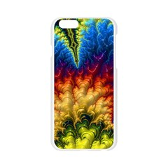 Amazing Special Fractal 25a Apple Seamless iPhone 6/6S Case (Transparent)