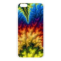 Amazing Special Fractal 25a Apple Seamless iPhone 6 Plus/6S Plus Case (Transparent)