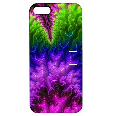 Amazing Special Fractal 25c Apple Iphone 5 Hardshell Case With Stand
