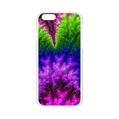 Amazing Special Fractal 25c Apple Seamless iPhone 6/6S Case (Transparent)