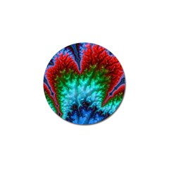 Amazing Special Fractal 25b Golf Ball Marker (4 pack)