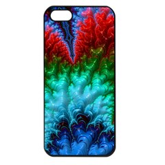 Amazing Special Fractal 25b Apple iPhone 5 Seamless Case (Black)