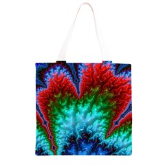 Amazing Special Fractal 25b Grocery Light Tote Bag