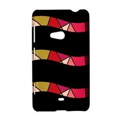Abstract waves Nokia Lumia 625
