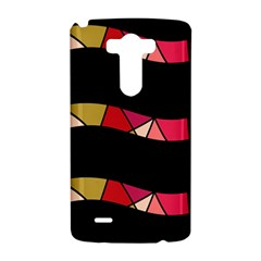 Abstract waves LG G3 Hardshell Case