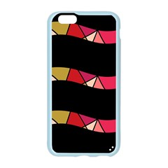 Abstract waves Apple Seamless iPhone 6/6S Case (Color)