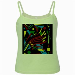 Optimistic abstraction Green Spaghetti Tank