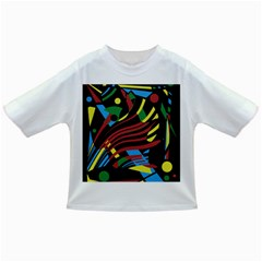Optimistic abstraction Infant/Toddler T-Shirts