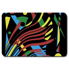 Optimistic abstraction Large Doormat