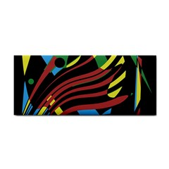 Optimistic abstraction Hand Towel