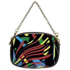 Optimistic abstraction Chain Purses (One Side)