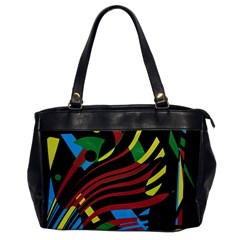 Optimistic abstraction Office Handbags