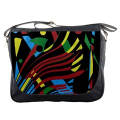 Optimistic abstraction Messenger Bags