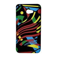 Optimistic abstraction HTC Butterfly S/HTC 9060 Hardshell Case