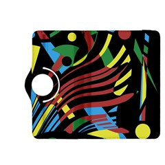 Optimistic abstraction Kindle Fire HDX 8.9  Flip 360 Case