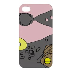 Decorative abstraction Apple iPhone 4/4S Hardshell Case