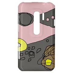 Decorative abstraction HTC Evo 3D Hardshell Case