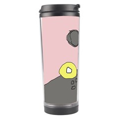 Decorative abstraction Travel Tumbler