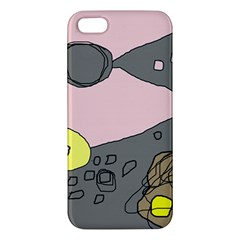 Decorative abstraction iPhone 5S/ SE Premium Hardshell Case