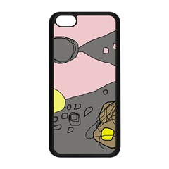 Decorative abstraction Apple iPhone 5C Seamless Case (Black)