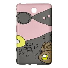 Decorative abstraction Samsung Galaxy Tab 4 (7 ) Hardshell Case
