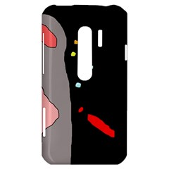 Crazy abstraction HTC Evo 3D Hardshell Case