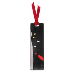 Crazy abstraction Small Book Marks
