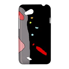 Crazy abstraction HTC Desire VC (T328D) Hardshell Case