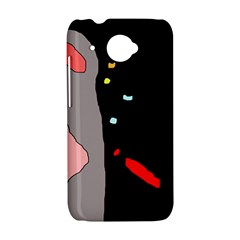 Crazy abstraction HTC Desire 601 Hardshell Case