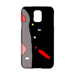Crazy abstraction Samsung Galaxy S5 Hardshell Case