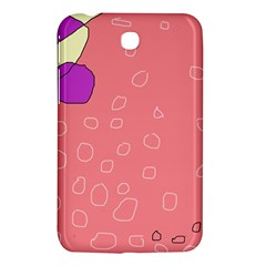 Pink abstraction Samsung Galaxy Tab 3 (7 ) P3200 Hardshell Case