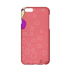 Pink abstraction Apple iPhone 6/6S Hardshell Case