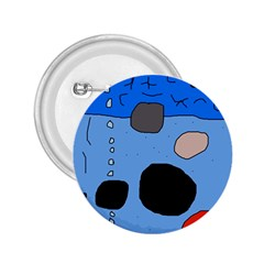 Blue abstraction 2.25  Buttons
