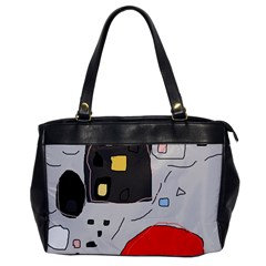 Playful abstraction Office Handbags