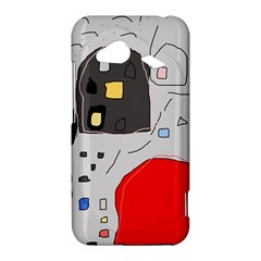 Playful abstraction HTC Droid Incredible 4G LTE Hardshell Case