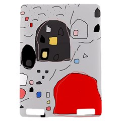 Playful abstraction Kindle Touch 3G