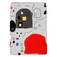 Playful abstraction Flap Covers (S)