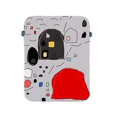 Playful abstraction Apple iPad 2/3/4 Protective Soft Cases