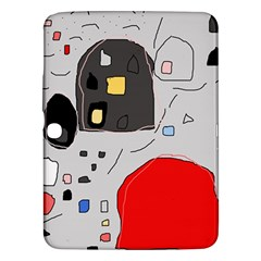 Playful abstraction Samsung Galaxy Tab 3 (10.1 ) P5200 Hardshell Case