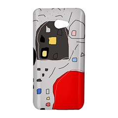 Playful abstraction HTC Butterfly S/HTC 9060 Hardshell Case