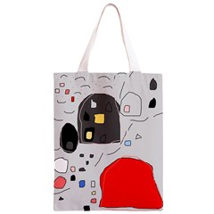 Playful abstraction Classic Light Tote Bag
